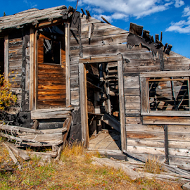 Summitville, Colorado by Joe Saladino - Buildings & Architecture Decaying & Abandoned ( mining, building, colorado, ghost town, abandoned )