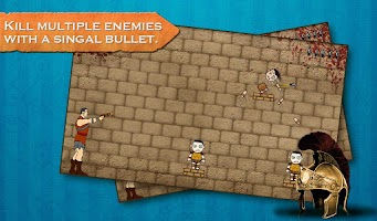 Screenshot of Gladiator Shootout