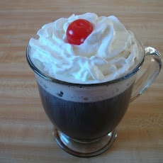 Cherry Mocha Coffee, low-carb