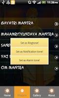 Screenshot of Arya Samaj App