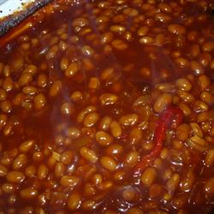 boston baked beans maple baked beans baked beans i n the crock pot ...
