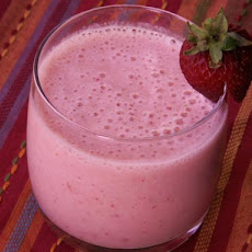 Strawberry-Banana-Pineapple Smoothie