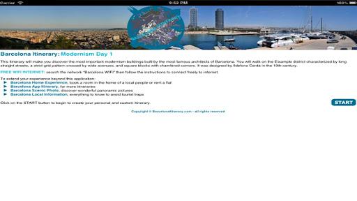 Barcelona ITI Mod-D1