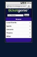 Screenshot of Flocka Flaka Flame Tickets