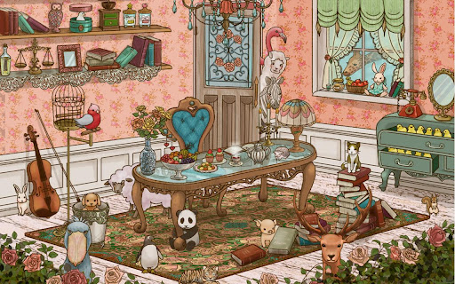 antique room LW[FL ver.]