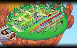 Screenshot of Magic Tree by Com2uS