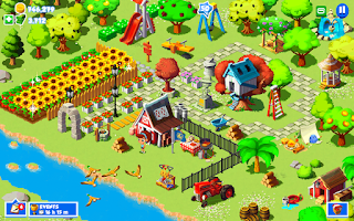 Screenshot of Green Farm 3