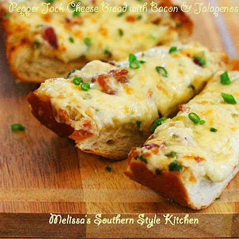 bread pepper and jack beer bread recipes dishmaps pepper and jack beer ...