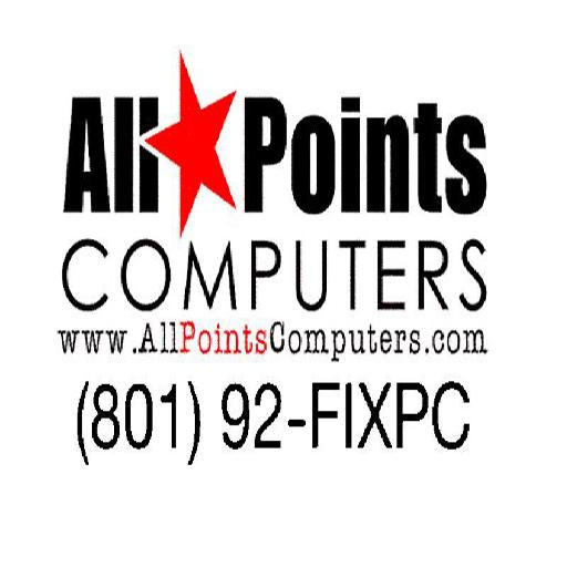 All Points Computers LOGO-APP點子