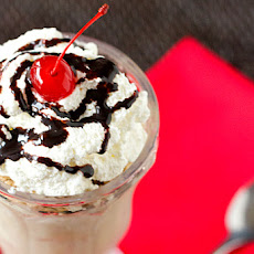 White Russian Winter Milkshake