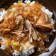 Slow Cooker Chicken Adobo Recipe