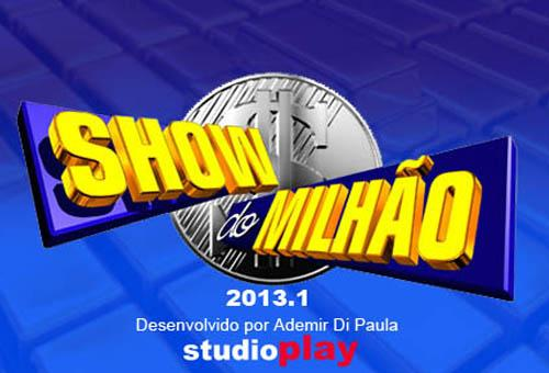 show-do-milhao-quiz-completo for android screenshot