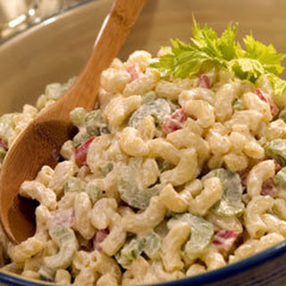 Elbow Macaroni Salad Mayonnaise Recipes