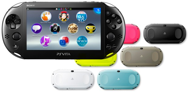 Sony reveals a release date for the PS Vita Slim in the UK