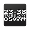 Bigger Clock Widget icon
