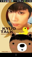 Screenshot of KYUO- Kim Kyu Jong KAKAO Theme