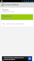 Screenshot of 2Lines for WeChat ★ ROOT