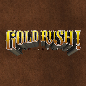 Cover art Gold Rush! Anniversary