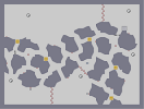Thumbnail of the map 'Asteroid Belt'