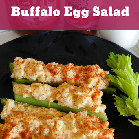 Buffalo Egg Salad