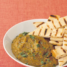 Curried Lentil Hummus