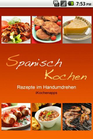 iKochen Spanisch