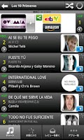 Screenshot of Latin Hits! (Free)