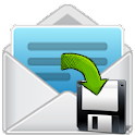 SMS Archive: Enregistrer mess icon