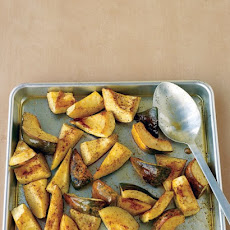 Chili-Roasted Acorn Squash