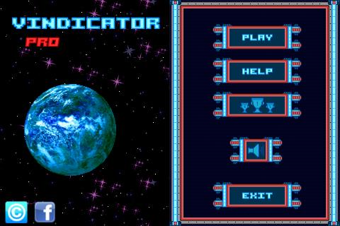 Vindicator PRO - screenshot