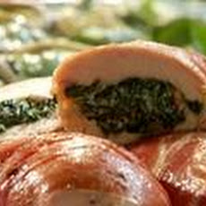 Florentine Prosciutto Wrapped Chicken