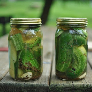 Fresh Cucumber Canning Recipes