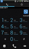 Screenshot of Plus Dialer