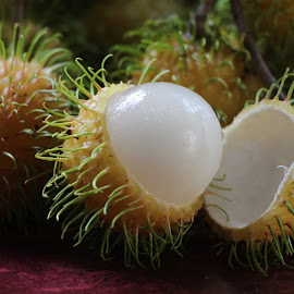 My Rambutan by Syahrul Nizam Abdullah - Food & Drink Fruits & Vegetables