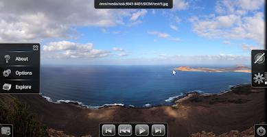 Screenshot of Photo Slides (Photo Frame)