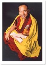 Khenpo Tenzin Prensa