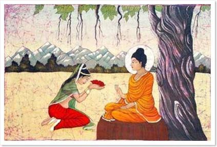Sujata's Offering