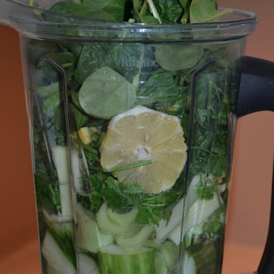 Refreshing Greens Smoothie