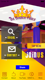The Bounce Palace - screenshot
