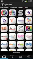 Screenshot of SPORT INTER IPTV