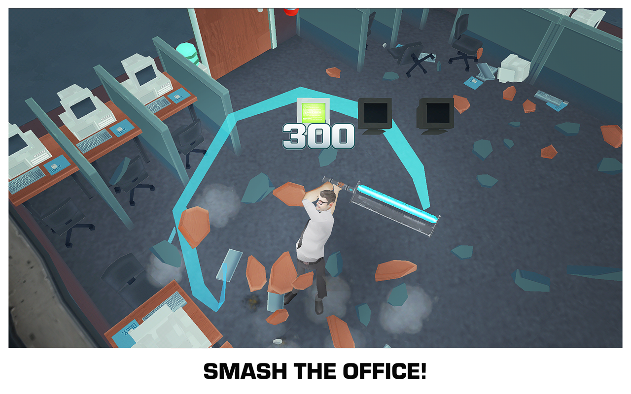 Smash the Office - Stress Fix! Screenshot 10