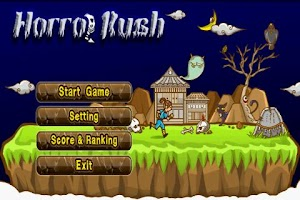 Screenshot of Horror Rush