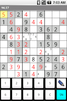 Screenshot of Best Sudoku