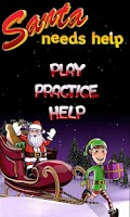 Screenshot of Santa Needs Help