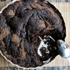 5 Minute Fudgy Chocolate Microwave Cake
