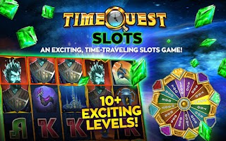 Screenshot of TimeQuest: Free Slots Casino