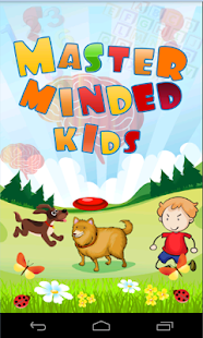 Master Minded Kids - screenshot