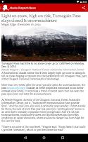 Screenshot of Alaska Dispatch News
