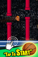 Screenshot of Floppy Bron - Basketball