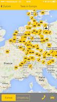 Screenshot of Taxi Berlin (030) 202020